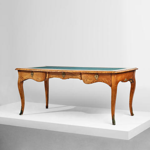 Carl von Linnes skrivbord