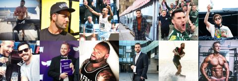 Male suicide prevention charity CALM launches #ChangeThePicture campaign for International Men's Day