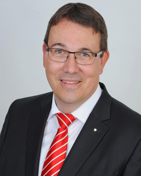 Vorstandsmitglied Carsten Proebster Porträt