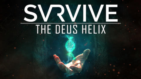 "5 hours of VR gameplay: Anticipated adventure puzzle ""SVRVIVE: The Deus Helix"" released for HTC Vive"