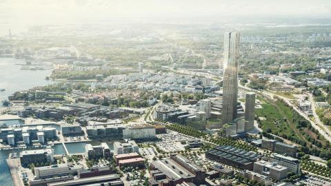 KUB arkitekter vinner prestigeuppdrag