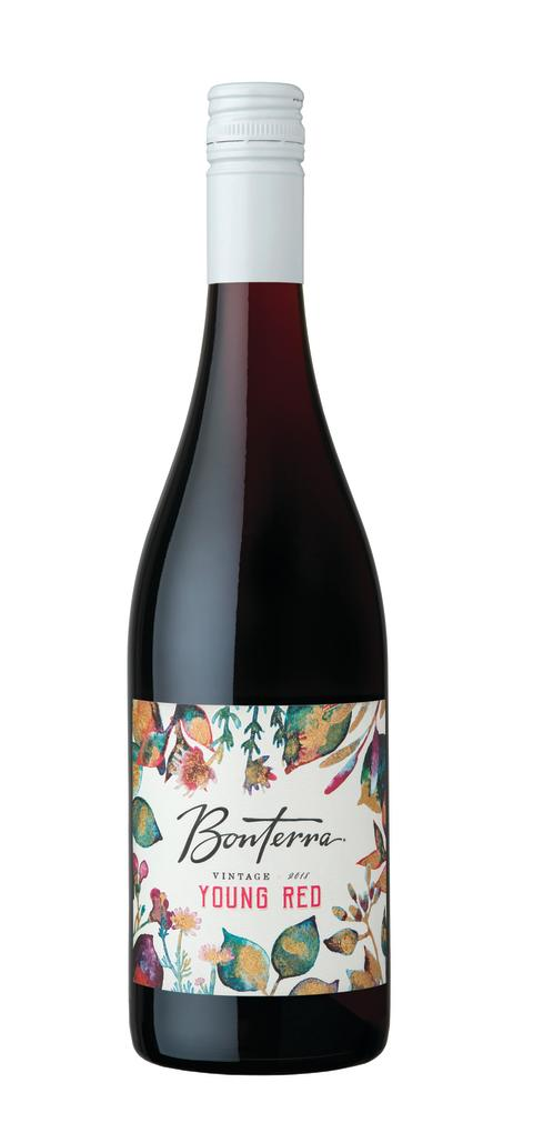 Bonterra 2018 Young Red