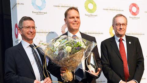 Trade Prize goes to ESVAGT