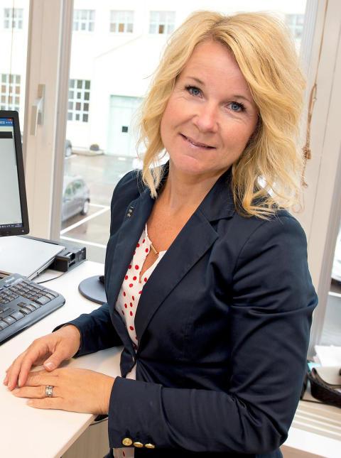 Gabriella Banehag blir ny mässansvarig på Elmia Subcontractor från och med februari 2019.