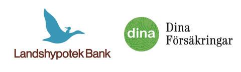 Dina Försäkringar och Landshypotek Bank inleder samarbete