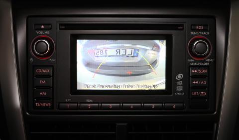 Nya Subaru Forester - Radio