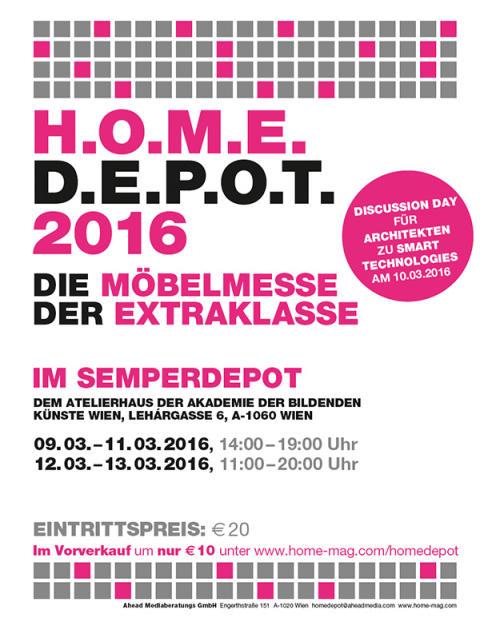 Homedepot, Austria
