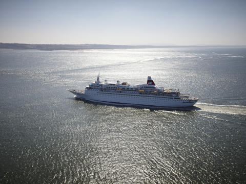 Fred. Olsen Cruise Lines makes it even easier to enjoy an 'Around UK' getaway