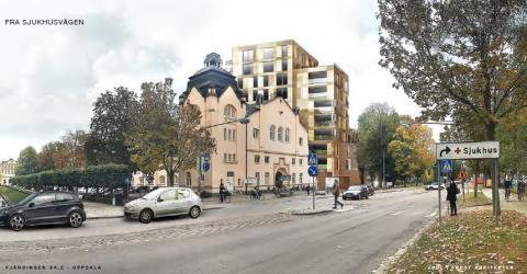 Sh Fastighetsutveckling/Midroc och Uppsala kommun träffar uppgörelse om detaljplan