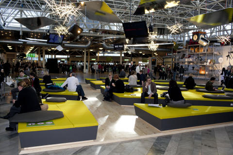 Largest meeting place ever for Nordic design