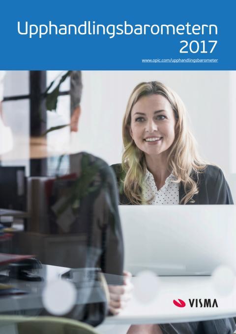 Vismas Upphandlingsbarometer 2017