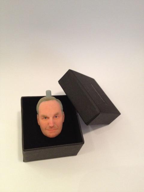Jonas Sjöstedt i 3D