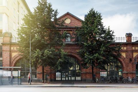 UNDP i Sverige flyttar till Norrsken House
