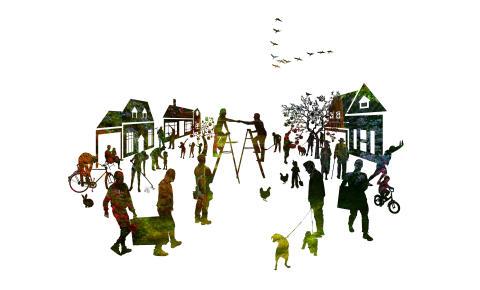 Så kan civila aktörer skapa 500 000 nya hem i Sveriges villastäder