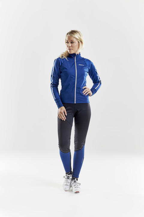 Belle BIB tights och Belle jacket