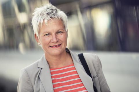 Åsa Wilske, Sverigechef för Miljö