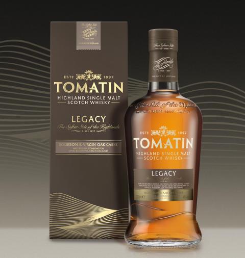 Tomatin Legacy, arvet från det skotska höglandets mjuka sida är tydligt