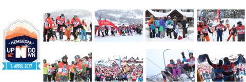 Påmeldingen til årets råeste Skirace starter lørdag 15. oktober kl. 09:00!