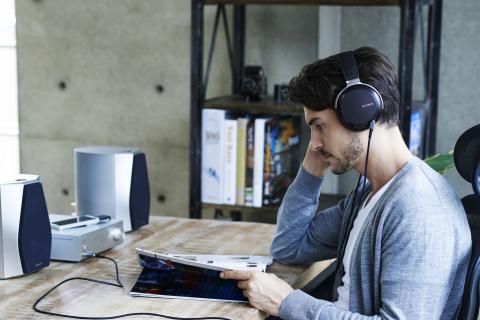 Mit Sony lässt sich High-Resolution-Audio unterwegs noch vielseitiger geniessen