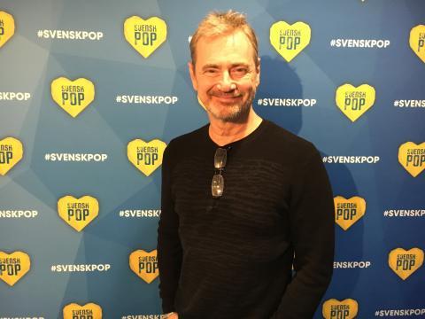 Christer Björkman tar över som programledare på Svensk Pop