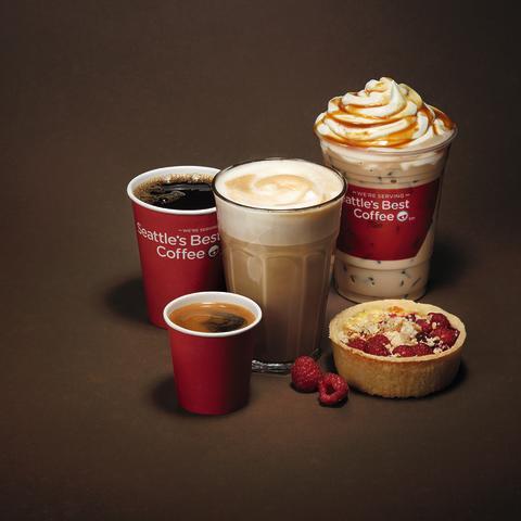 Max utmanar kaffekedjorna med nytt kaffekoncept