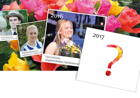 Vilken ung ledare i Karlshamn ska prisas?