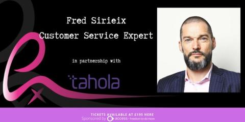 Fred Sirieix joins 'Are you experienced?'........