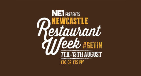 NE1 Newcastle Restaurant Week – 7-13 August