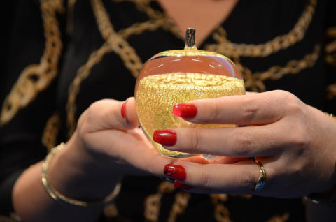 Eslövslärare nominerad till Guldäpplet