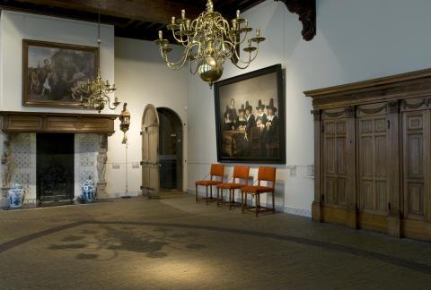 Renaissance Hall, Frans Hals Museum, Haarlem, The Netherlands