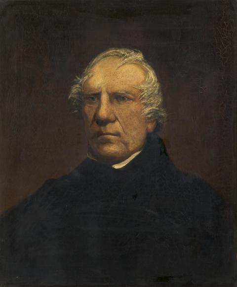 Samuel Bamford (1788–1872), 'The Radical', Silk Weaver of Middleton by Charles Potter
