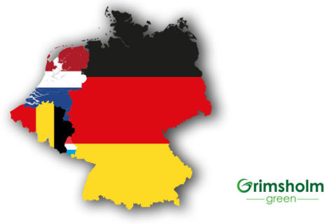 Grimsholm Green expanding to Germany and the Benelux countries