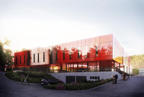 Vårdcentral i Bergsjön bygger ny 3D-fastighet