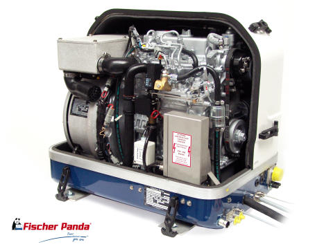Hi-res image -  Fischer Panda UK - Fischer Panda UK will demonstrate operation of its generators at Southampton Boat Show this year
