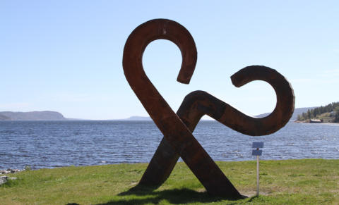 High Coast Art Valley - kultursatsning i Höga Kusten