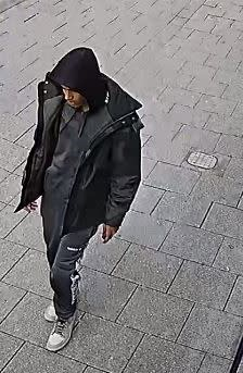 Appeal to identify person in CCTV in Southampton robbery investigation