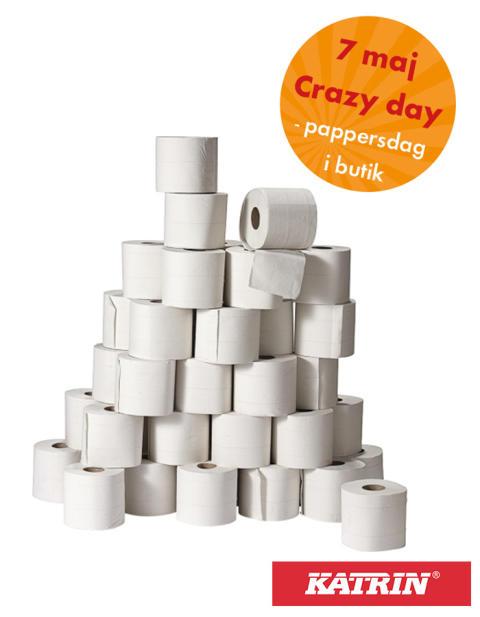 Crazy day i våra butiker!