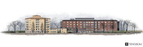 Pressinbjudan: Nu ska Stagnellska hemmet på Herrhagen byggas om