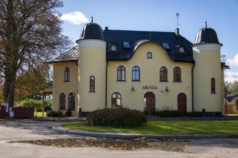 "Biblioteket i Harlösa blir ""meröppet"""