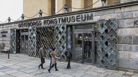 2017 var ett välbesökt år på Göteborgs konstmuseum