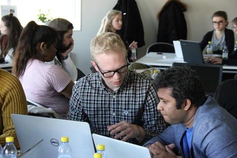 Rekordmånga studenter hjälper företag genom öppen innovation