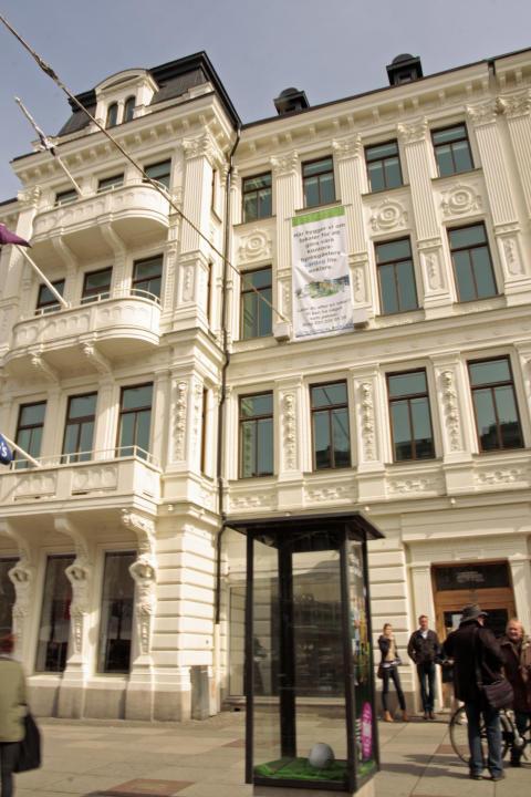 GöteborgsLokaler har fullt hus på Avenyn