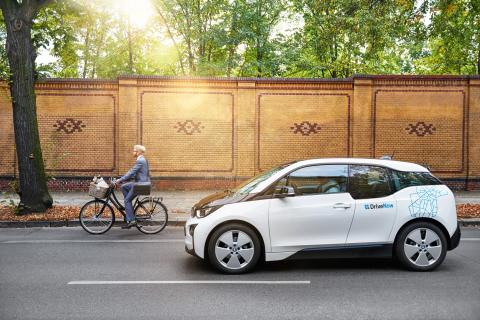 BMW osti Sixtin osuuden DriveNow-yhteiskäyttöautoyrityksestä