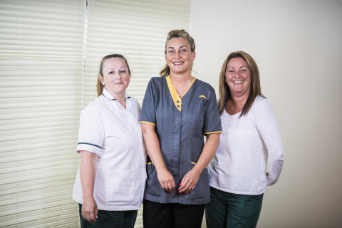 ​New recruits will inspire future of health and care in Bury