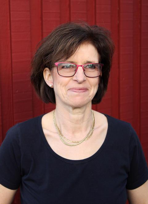 Författarporträtt: Cecilia Wassén