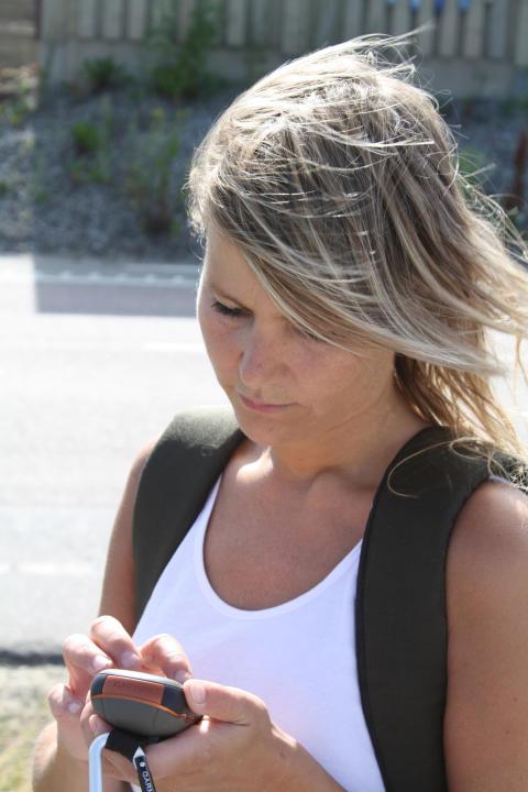 Jakten på den försvunna skatten - använd din GPS till att hitta gömda presentkort eller en GPS