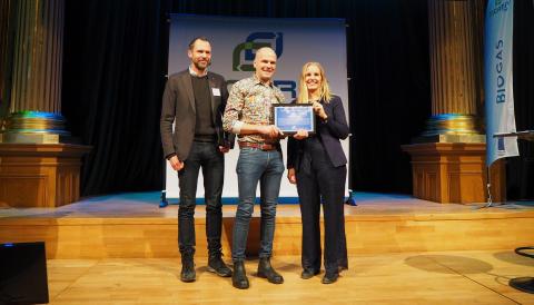 Uppsala kommun vinner årets Biogasutmärkelse 2019