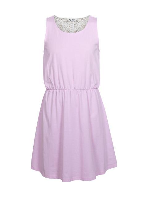 CORA CROCHET DRESS