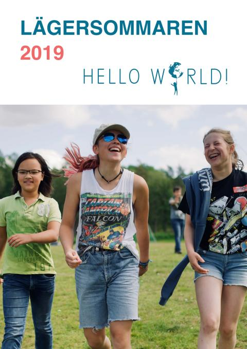 Hello World! Camp 2019 störst hittills