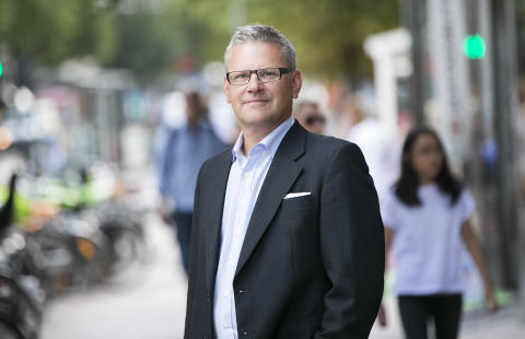 Military Work rekryterar Henrik Bäckström  – Ny styrelseledamot